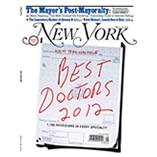 New York Magazine Meilleur médecin