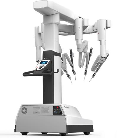 Qu'est-ce que la chirurgie robotique de la prostate?