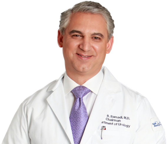 Prostate Cancer Treatment with David B. Samadi