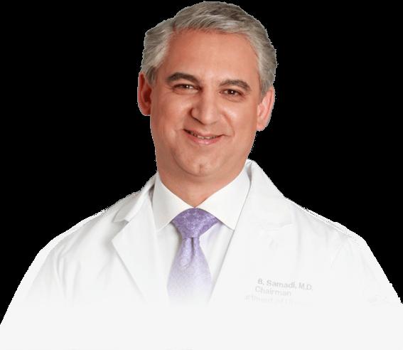 Traitement du cancer de la prostate avec David B. Samadi Expert en oncologie urologique<br /> et chirurgien robotique